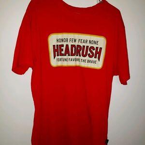 Headrush t-shirt ❗NEGOCIABLE❗